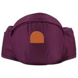 Adjustable Infant Toddler Carrier Walkers Waist Belt Hold Hip Seat 1 Purple Intl Online
