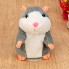Buy Adorable Interesting Speak Talking Record Hamster Mouse Plush Kids Toys Intl Cheap On Hong Kong Sar China