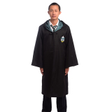 Wholesale *D*Lt Harry Potter Magic Robe Cloak Deluxe Robe Size M Slytherin