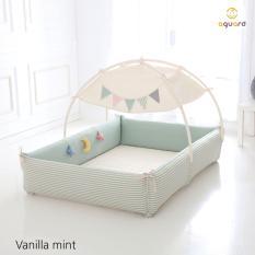 Aguard Bumper Bed Vanilla Mint M Shop