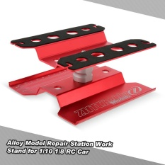 Discount Alloy Model Repair Station Work Stand Rotate 360� For 1 10 1 8 Traxxas Tamiya Cc01 Rc4Wd Axial Scx10 Hsp Hpi Rc Car China