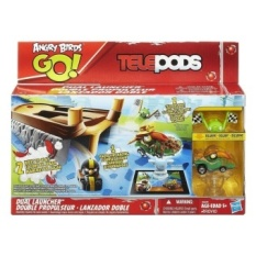 Angry Birds Go Telepods Dual Launcher Intl For Sale