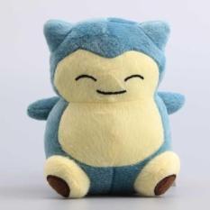 Cheap Anime Anime Snorlax Plush Toy Poke Doll Stuffed Animals Cute Stuffed Dolls 6 15 Cm Intl Online