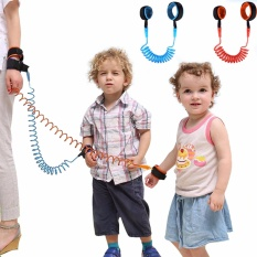 Anti-Lost Band Baby Safety Anti-Lost Strap Child Wrist Band Wrist Leash Walking Hand Belt By Wripples