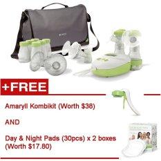 Buy Ardo Cream Electric Breast Pump Lazada Sg