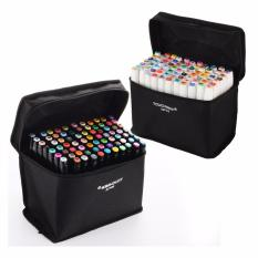 Art Colouring Marker Set Twin Tip Pen Point 80 Colours Set Lower Price