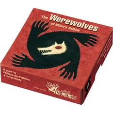 List Price Asmodee Werewolves Of Miller S Hollow Game A Mode