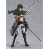 Price Comparison For Attack On Titan Figure Eren Jaeger Brinquedos Figma Pvcaction Figure Juguetes Collection Model Kids Toy Intl
