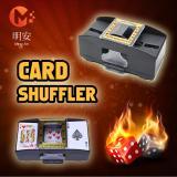 Discount ❤Automatic Card Shuffler Brand New Model Battery Operated 2 Decks Card Shuffler❤ Singapore