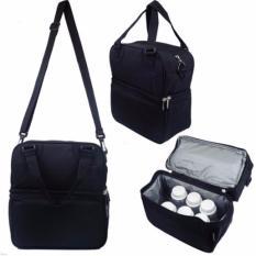 Sale Autumnz Posh Cooler Bag Black Singapore Cheap