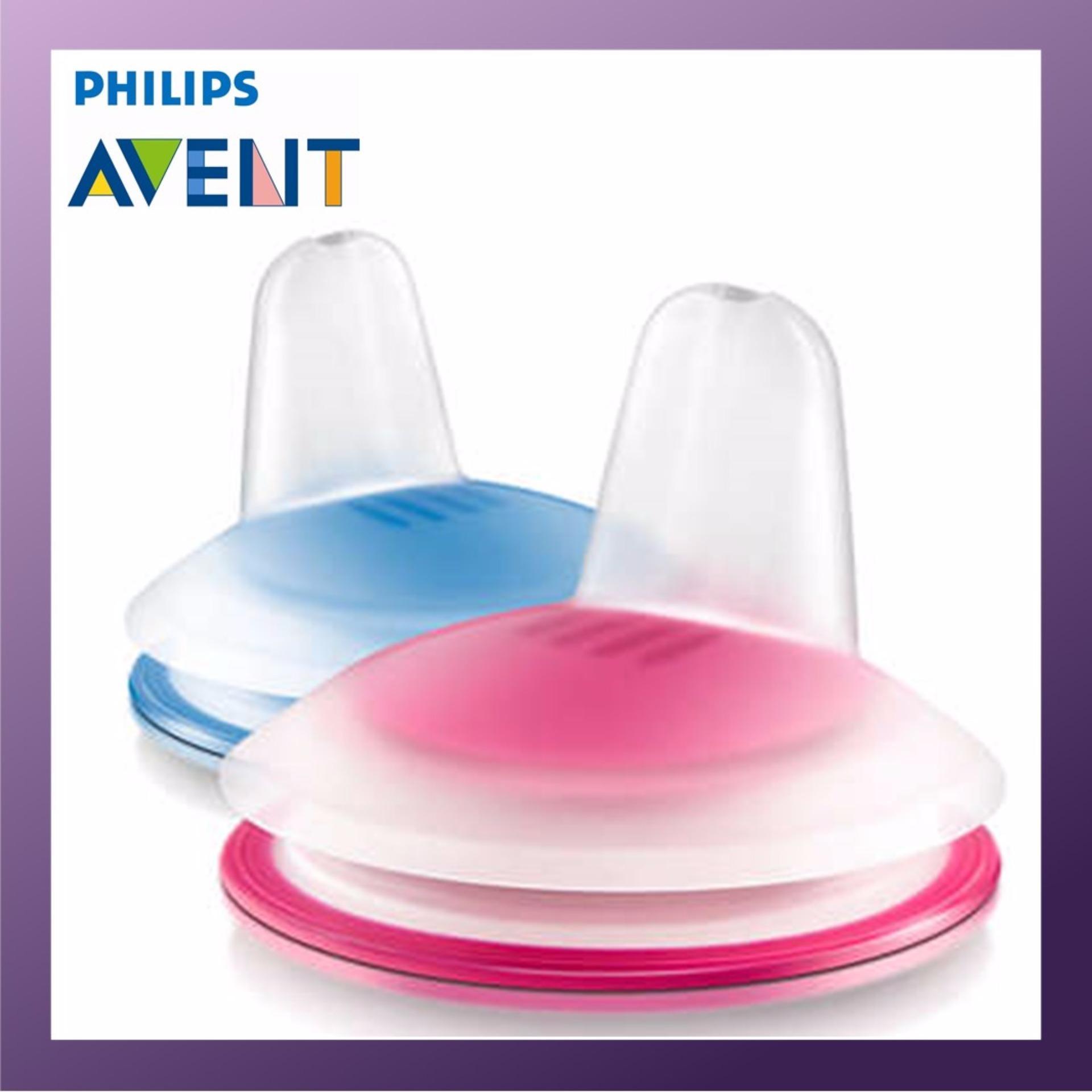 Philips Avent Premium Spout Replacement 7oz(Blue/Pink)