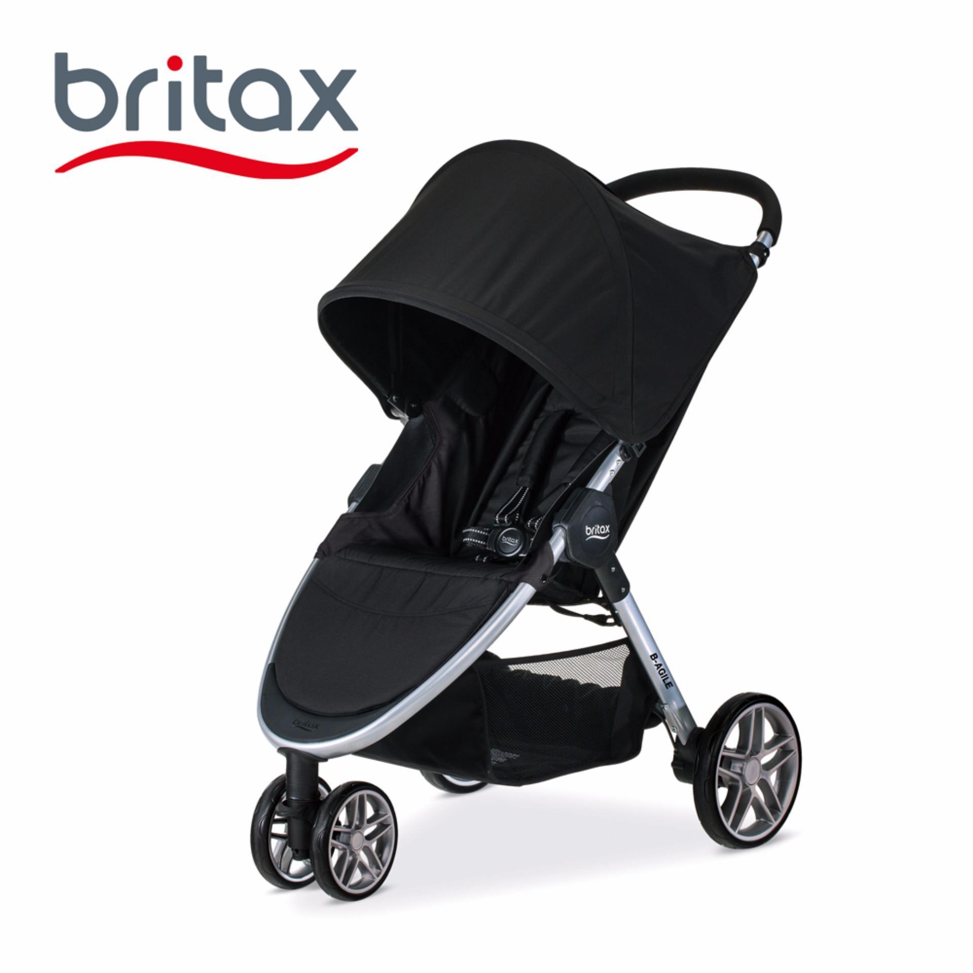 Who Sells Britax B Agile 3 Stroller Black 2017 Cheap