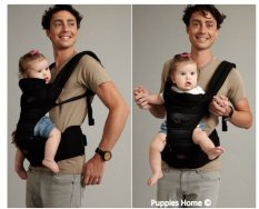 Baby Carrier Hip Seat Safety Portable Foldable Slings Infant New Born Children Boy G*Rl Travel On Singapore