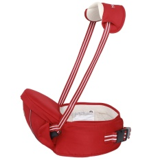 The Cheapest Baby Carrier Waist Stool Waist Belt Backpack Baby Slings Hold Hipseats Kids Infant Waist Straps Hip Seat Red Intl Online