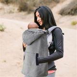 Baby Carrier Warm Velvet Cloak Winter Cover Grey Intl Lower Price