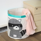 Brand New Baby Children Room Nursery Bedroom Laundry Tidy Toy Storage Bag Basket Box Intl