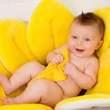 Purchase Baby Children S Flower Baths Petal Bath Mats Anti Slip Bath Mats Yellow Intl Online