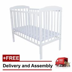 Baby Cot 310 White Price Comparison