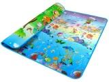 Cheap Pawaca Baby Crawling Mat Both Sides Baby Toy Play Mat Carpet Child Game Pad Sea Animal