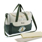 Cheapest Baby Diaper Bag Multifunction Mummy Nappy Changing Bag Maternity Shoulder Handbag Grey Intl Online