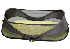 Baby Fold N Go Travel Bassinet, Portable Infant Travel Bed - Intl By Daidelong Trade.