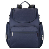 Price Compare Baby Infant Big Capacity Diaper Nappy Changing Bag Mummy Maternity Bag Backpack Stroller Bag Organizer Kit Deep Blue