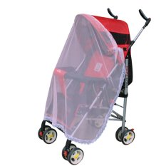 Baby Mosquito Net For Strollers Carriers Car Seats Cradles Pink Singapore