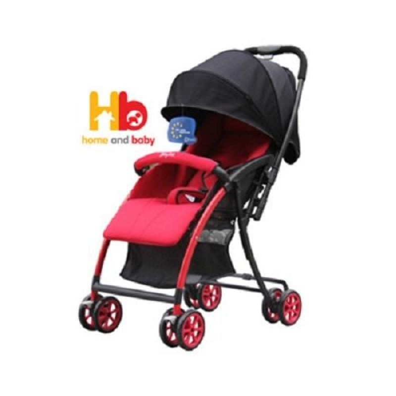 Baby One XQ2188 Stroller  (Red) Singapore