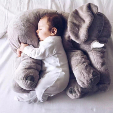 Coupon Baby Plush Dolls Elephant Pillow Plush Toys Elephant Dolls Birthday Gifts For Kids Intl