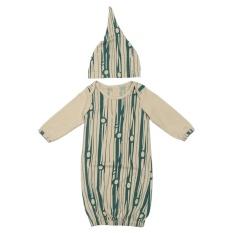 Baby Pure Cotton Anti-Kicking Slumber Sleeping Bag Bedding Sacks Sleepsacks(brown)-3-6 Months - Intl By Welcomehome.
