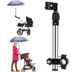 Best Buy Baby Push Pull Bike Pram Stroller Accessory Umbrella Holder Wheelchair Intl