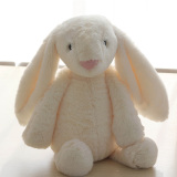 Price Mimosifolia Baby Soft Plush Big Ear Rabbit To Appease The Doll Kids Birthday Present Plush Stuffed Animal Toys Lumbar Cushion Pillow White 38Cm Intl Hong Kong Sar China