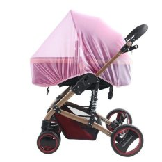 Baby Stroller Pushchair Car Mosquito Insect Shield Net Safe Infantsprotection Mesh Stroller Accessories Mosquito Net Full Cover Intl China