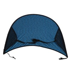 Baby Strollerseat Sun Shade Hood Sun Blocking Canopy Blue Intl Sale