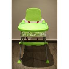 Review Baby Toddler Child Kid Multi Use Convertible 3 In 1 High Chair None