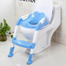 Baby Toilet Potty Seats Portable Urinal Seat Folding Chair Easy To Carry - Intl By Y-Crown.