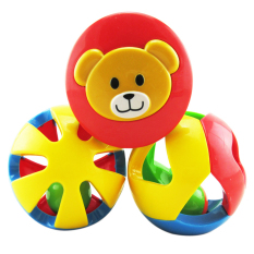 Baby Toy Fun Little Loud Jingle Ball Ring Jingle Develop Baby Intelligence By Sportschannel.