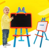 Price Comparisons Baby Toys Multifuncational Children Drawing Board Double Faced Teaching Toy Educational Blackboard Birthday Gift Intl