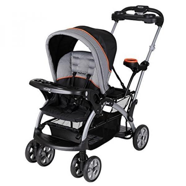 Baby Trend Sit N Stand Ultra Stroller, Millennium Orange Singapore