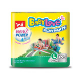 Babylove Nanopower Plus Playpants Rp L16 On Line