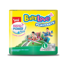 Sale Babylove Nanopower Plus Playpants Rp L16 Babylove Branded