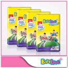 Sale Babylove Playpants Jp Xxl40 X 4 Packs Baby Love Online