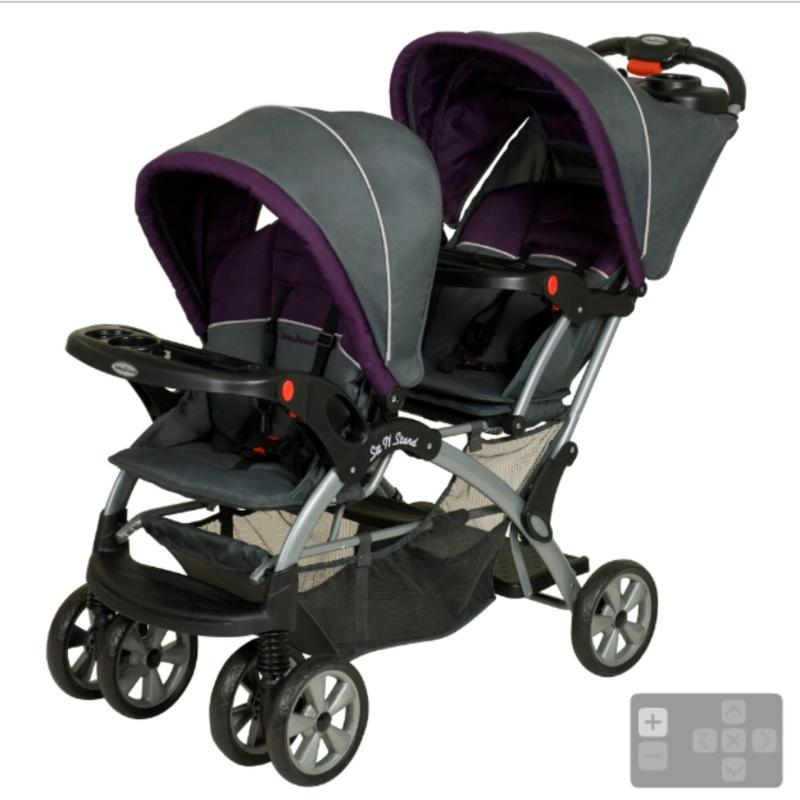 BABYTREND SIT AND STAND Singapore