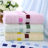 Compare Prices For Bamboo Fiber Towel Bath Face Hand New Born Baby Infant Handkerchief Blanket Gift Present Kids Boy G*rl Toddler Blue