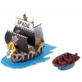 Sale Bandai One Piece 1600 Grand Ship Collection Spade Pirates Ship Online On Singapore