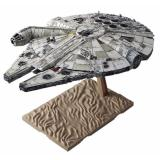 Top Rated Bandai Star Wars 1 144 Millennium Falcon The Force Awakens