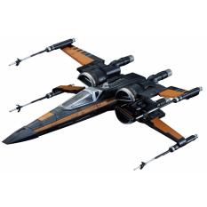 Sale Bandai Star Wars 2400 1 72 Poe S X Wing Fighter Bandai Original