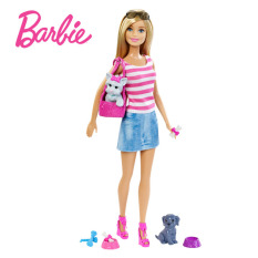 Sale Barbie Doll Gift Barbie Of Meng Pet Suit G*Rl Over Every Family Toys Holiday Gift Djr56 Barbie Wholesaler