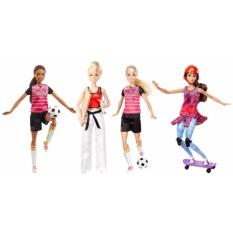 Barbie® Made To Move™ Doll Assortment Discount Code