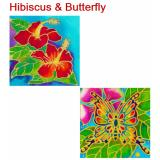 Compare Price Batik Painting 2 In 1 Box Kit Hibiscus Butterfly Ks On Singapore